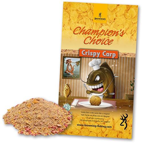Grundfutter Crispy Carp