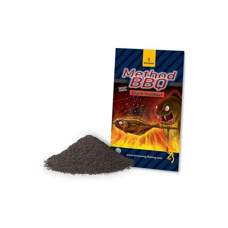 Grundfutter Method BBQ Black Halibut