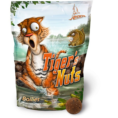 Tiger´s Nuts Boilie (16mm)
