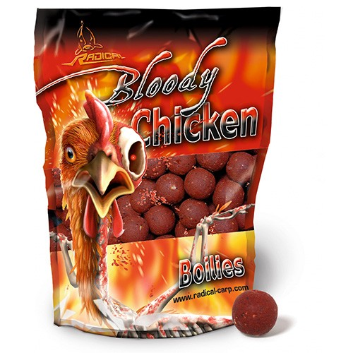 Bloody Chicken Boilie (20mm)