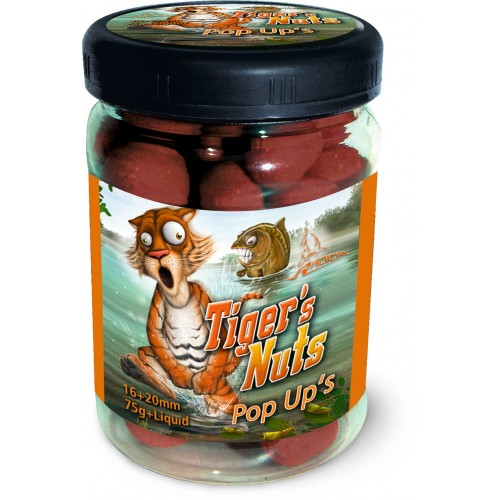 Tiger´s Nut Pop up´s
