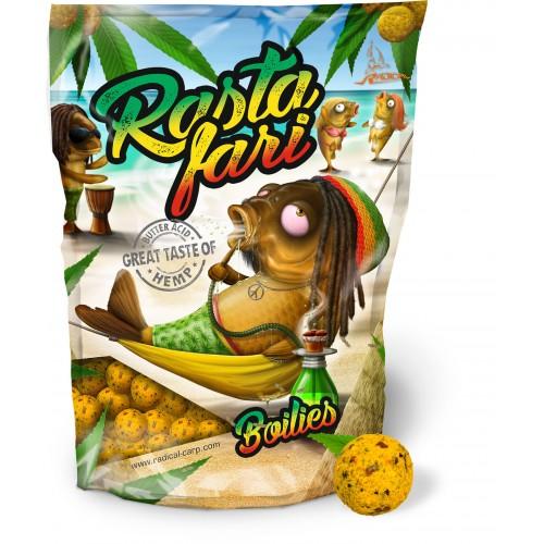 Rastafari Boilie (16MM)