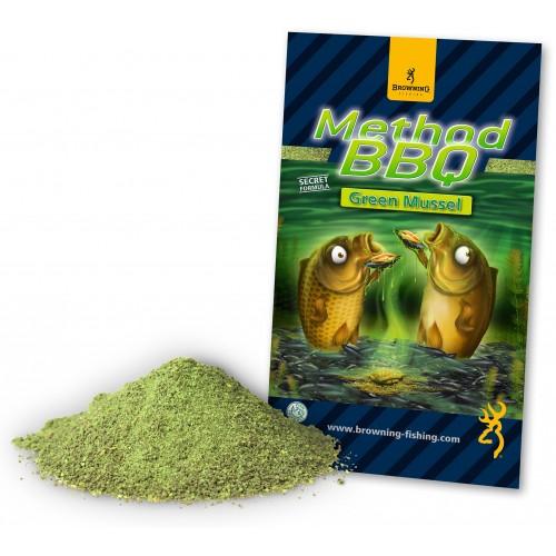Mehod BBQ Green Mussel
