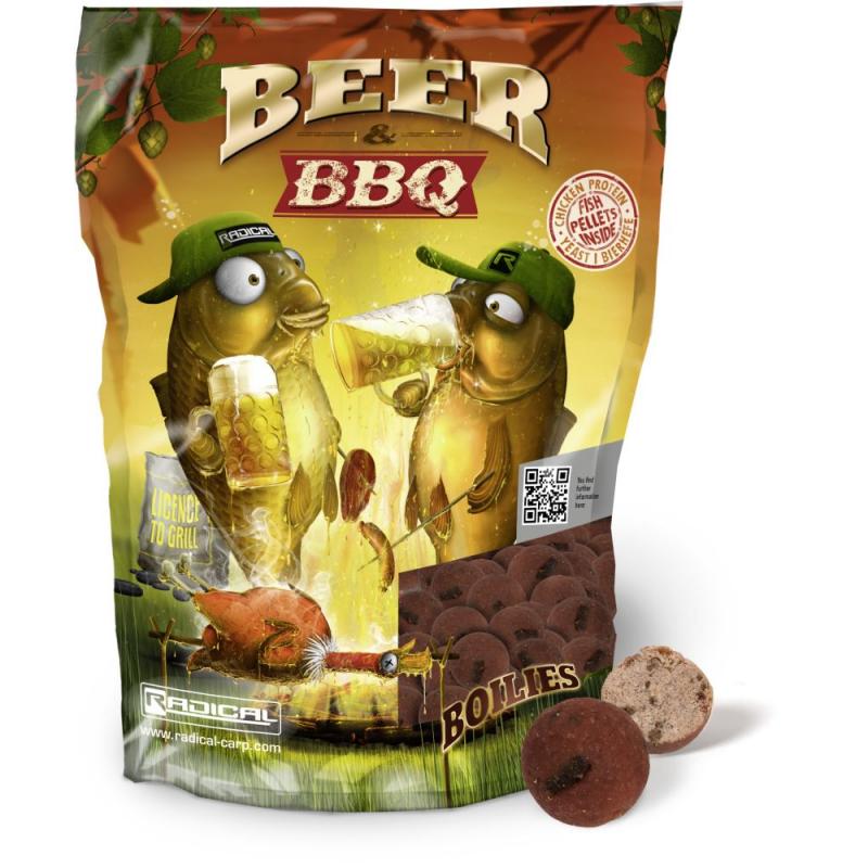 Beer & BBQ Boilie