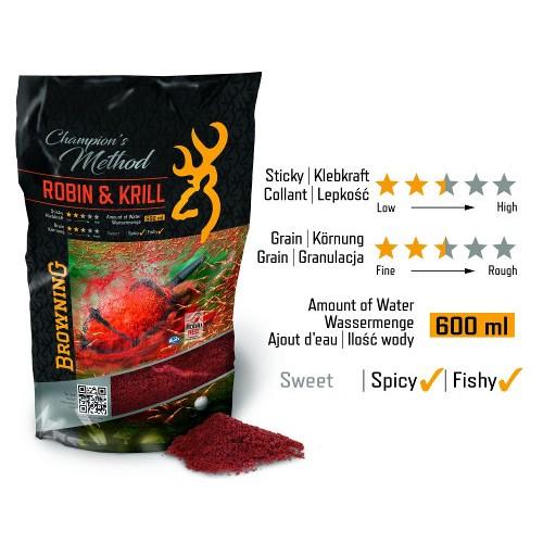 Champion´s Method Robin & Krill