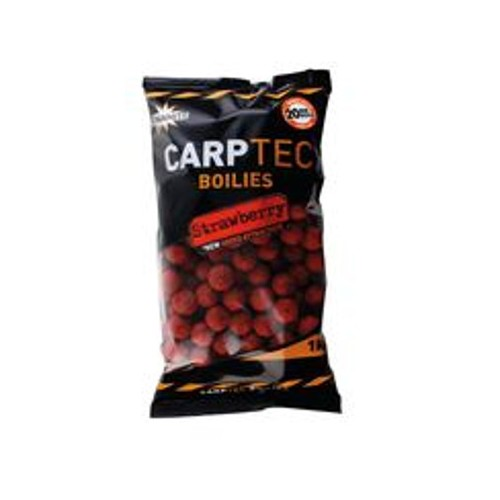 Carp-Tec Strawberry Boilie