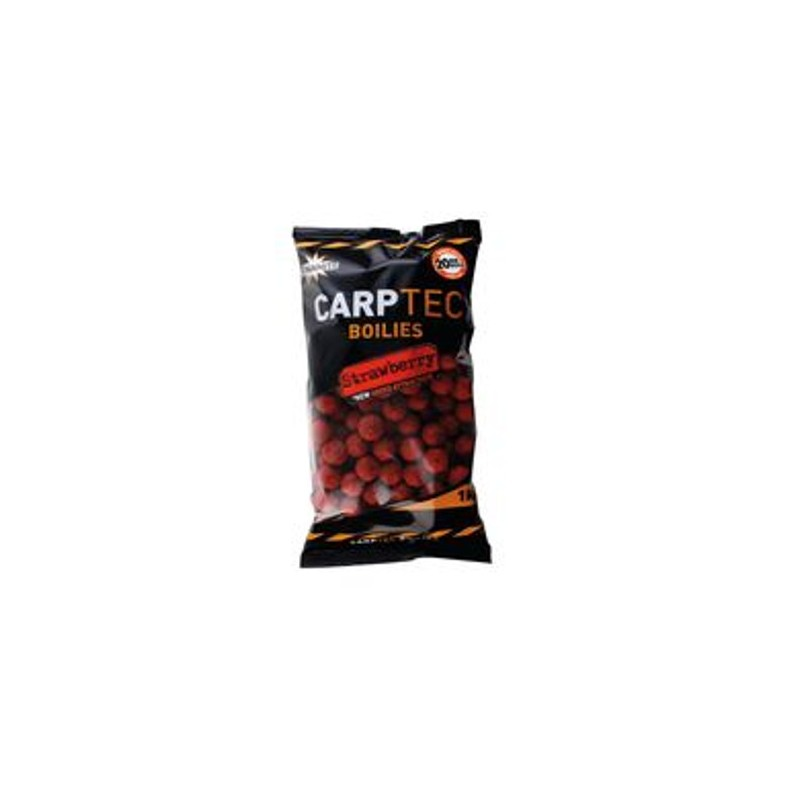 Carp-Tec Strawberry Boilie